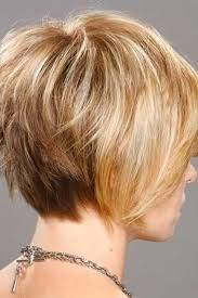 front and back views of chopped hair 40 best short hairstyles for fine hair 2018 short haircuts for