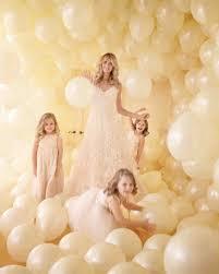 wedding balloons chagne inspired wedding ideas martha stewart weddings