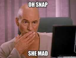 Oh Snap Meme - snap