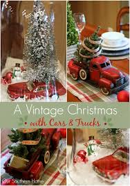 Christmas Vehicle Decorations 169 Best Christmas At Our Southern Home Images On Pinterest