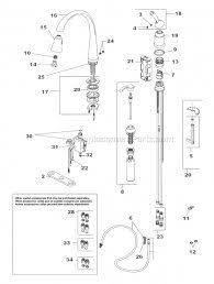 parts of a kitchen faucet diagram wonderful glacier bay kitchen faucet replacement parts 4 kitchen
