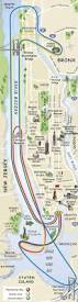 New York Sightseeing Map by New York Helicopter Tour Newyorkcity Uk