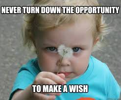 Meme Make - make a wish memes quickmeme
