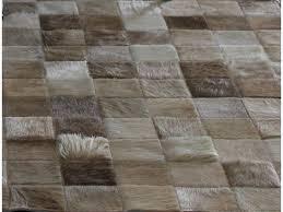 cowhide patchwork rug cievi u2013 home