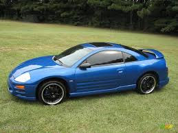 mitsubishi coupe 2003 flash blue pearl mitsubishi eclipse gts coupe 17262143