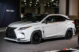 lexus es rx200 artisan spirits body kit for lexus rx f sport black line u2013 ravspec