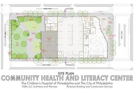 Health Center Floor Plan Planphilly Spotted Chop Demolitions Expansions Underway