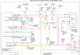 2002 chevy venture wiring diagram 2002 wiring diagrams collection