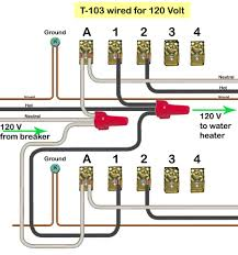 http waterheatertimer org how to wire t104 intermatic timer html