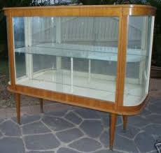 Vintage Display Cabinets Untitled Document