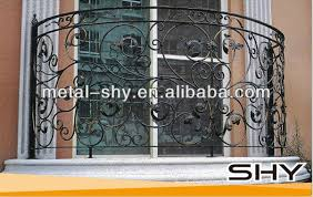 wrought iron balcony window ornamental iron window grills design