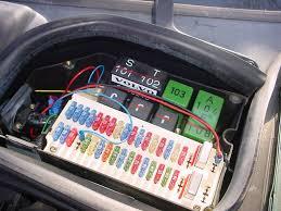Fuel Pump Relay Repair