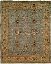 this classic rug would be a great option for all the styles within
