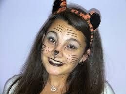 Kids Tiger Halloween Costume Halloween Costumes Tiger Makeup Images