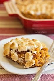 n easy southern sweet potato casserole recipe