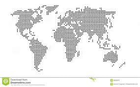 Map Of The World Black And White by Black And White Vertical Line Pattern World Map Stock Photos