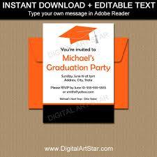 high school graduation party invitations graduation party invitation template high school graduation