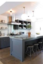 White Kitchen Island With Stools by 25 Best Stainless Steel Island Ideas On Pinterest Stainless