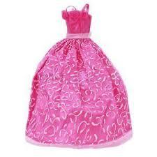 barbie gown ebay