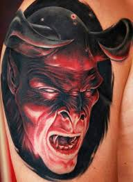 38 best realistic devil tattoos images on pinterest devil tattoo