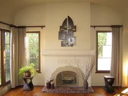 Fireplace Designs Stucco And Plaster Fireplace Photos In San Diego Custom Masonry