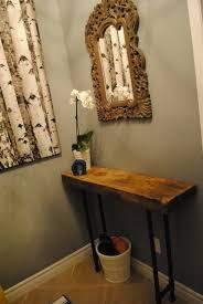 Entry Way Tables by Diy Entryway Table Tixeretne
