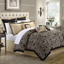 Gold And Black Bedroom by Buy Gold And Black Bedding Sets From Bed Bath U0026 Beyond