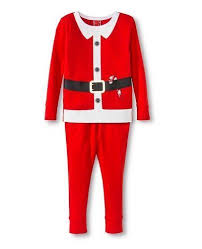 santa claus suit target santa claus suit sleepwear pajama set boys or size