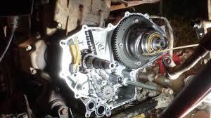 01 04 honda rubicon cam chain oil pump inspection youtube