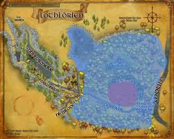 Lord Of The Rings World Map by Quick Guide To Lord Of The Rings Online Galadhrim Reputation