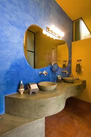 trendy twist a timeless color scheme bathrooms in and yellow