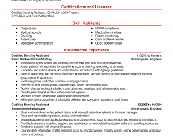 Patient Care Resume Sample by Cna Resume Example Click To Zoom Cna Skills For Resume Cna Skills