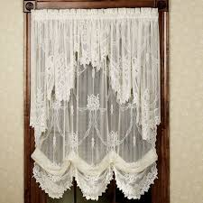 Pine Cone Lace Curtains Lovely Lace Valance Curtains Ideas With Bird Lace Curtains