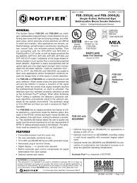 high beam fsb 200s pdf sensor light emitting diode