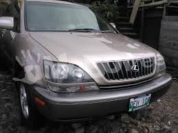 lexus rx300 year 2000 lexus rx300 2005 cars mobofree com