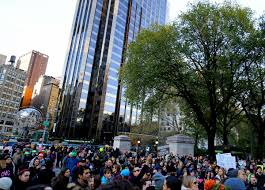 Trump Tower Nyc by Anti Trump March In Nyc Draws Thousands As Other Cities Protest