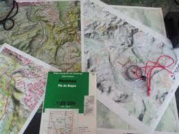 curso de gps off road orientación gps y cartografía