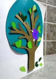how to make a paper applique crafts for