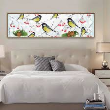 online get cheap kids mural painting aliexpress com alibaba group scandinavian birds decorative painting room modern simple posters watercolor animal small fresh animals mural cartoon kids