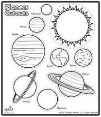 printable solar system coloring free pdf download http