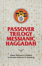 the messianic passover haggadah rabbi jan jan rosenberg rabbi jan store passover messianic