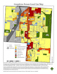 Zoning Map Gis Mapping Grandview Mo
