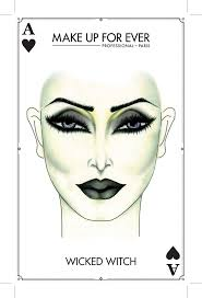 halloween makeup tutorials from make up for ever krasey fitbeauty