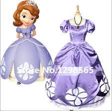 buy wholesale princess sofia costume china