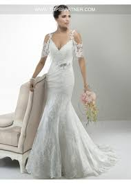 whimsical wedding dress feminine slim a line lace wedding dress wedding gown with