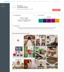 wedding planning website wedding planning gets a high tech upgrade with the knot s new digital