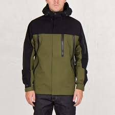 nike white label gore tex jacket outerwear casual pinterest