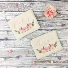 bridal party makeup bags our adorable personalized makeup bags are the wedding gift