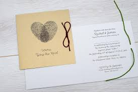 wedding invitations knot printed wedding invitations tying the knot square card