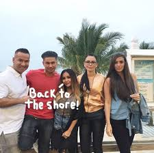 jersey shore cast to reunite for a family vacation reboot of the